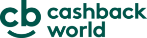 cashback world logo green